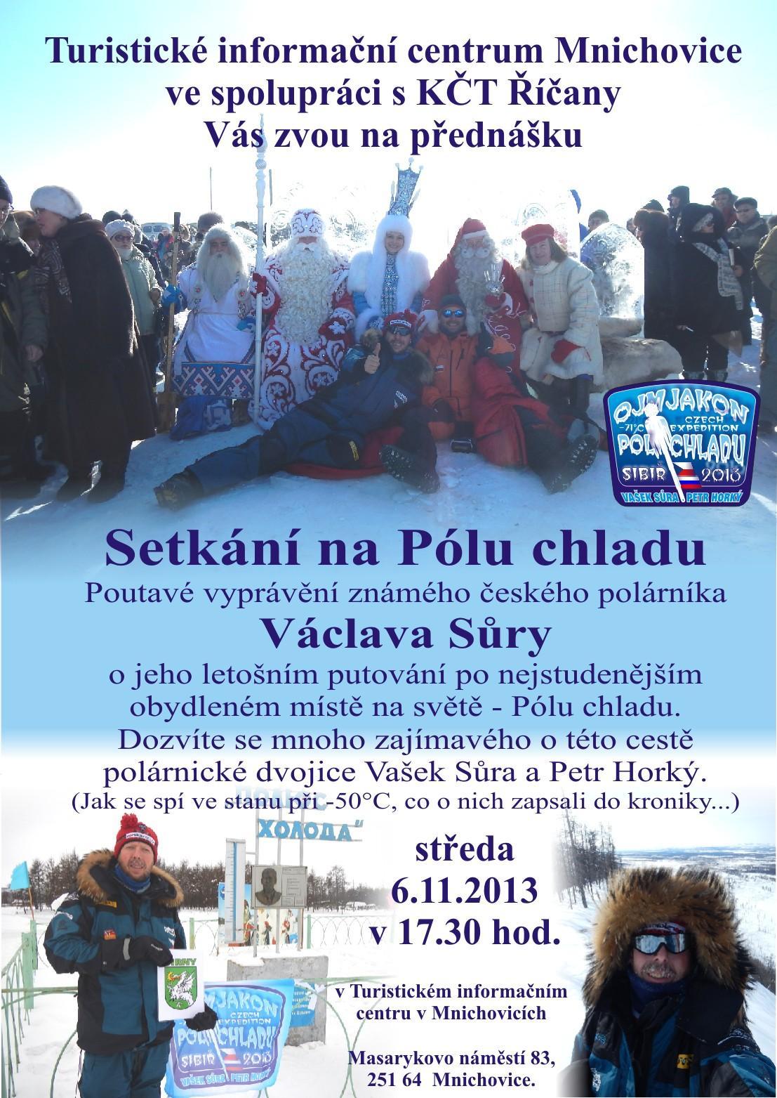Setkání na Pólu chladu