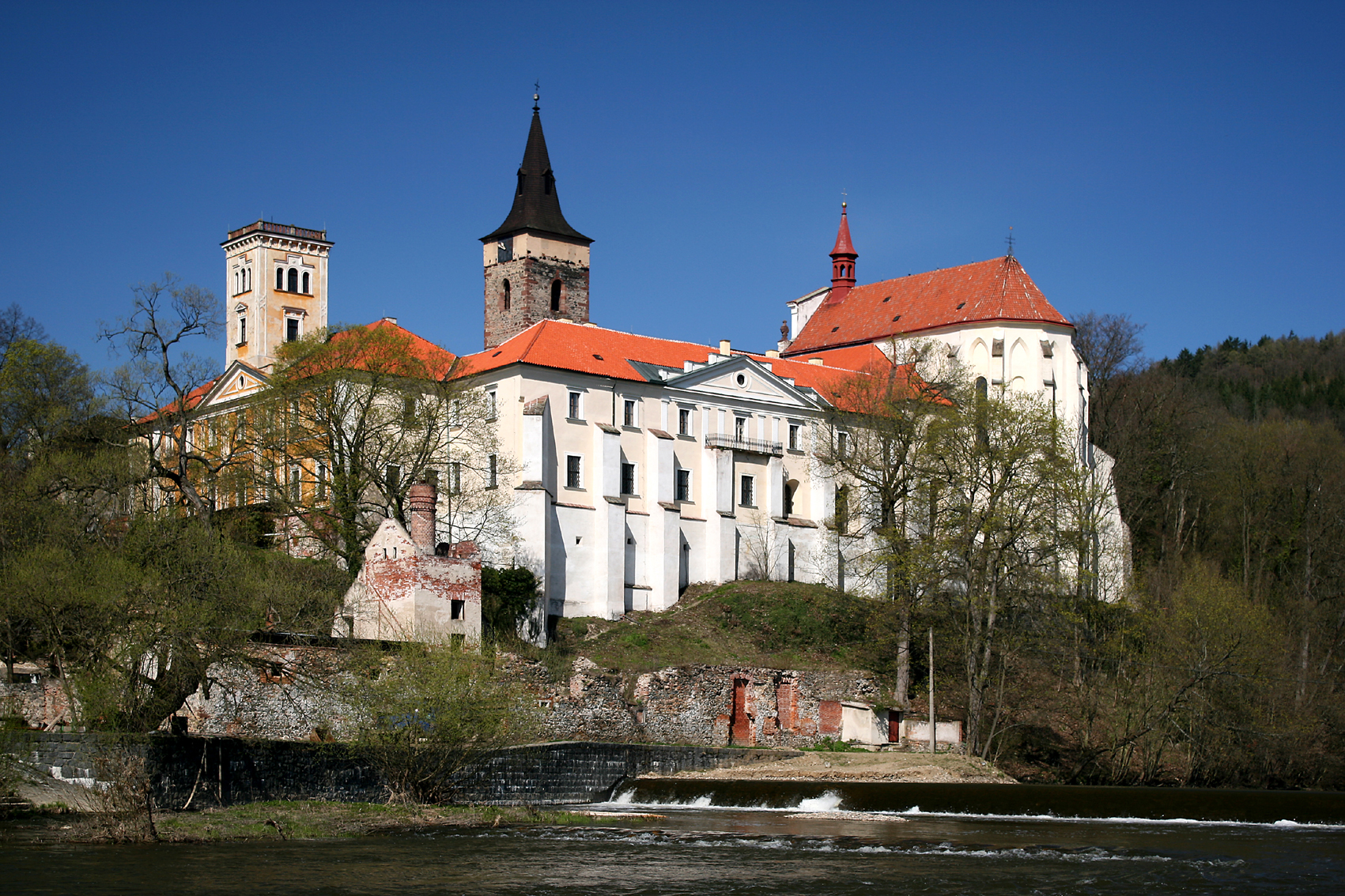 Turistická pouť na Sázavský klášter