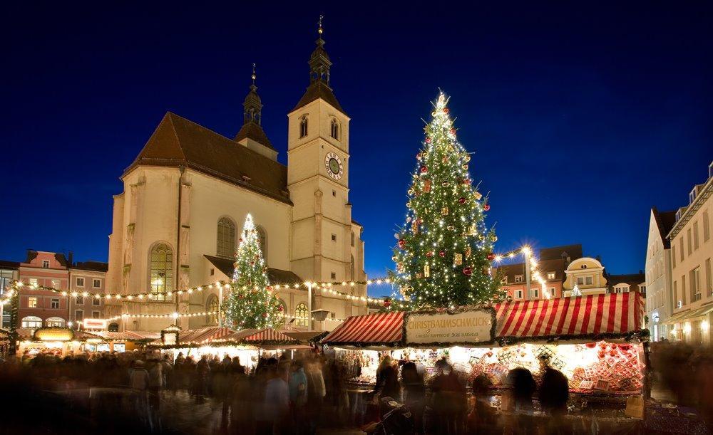 Regensburg (Řezno) Německo