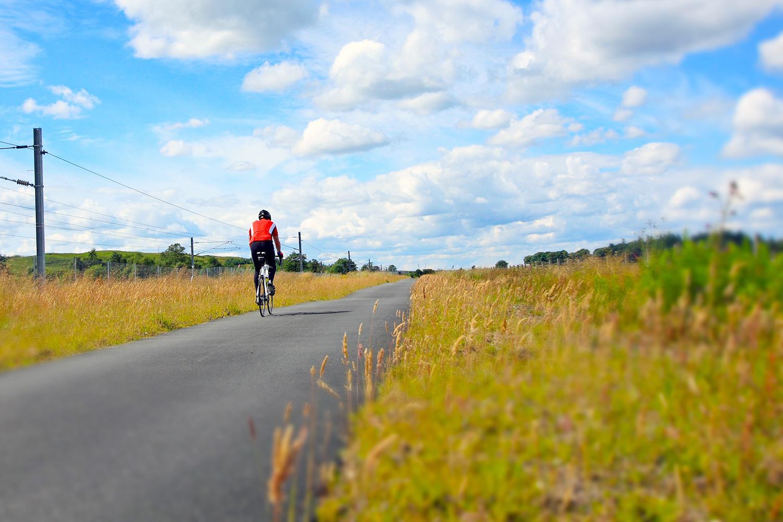 Poříčanskem na kole