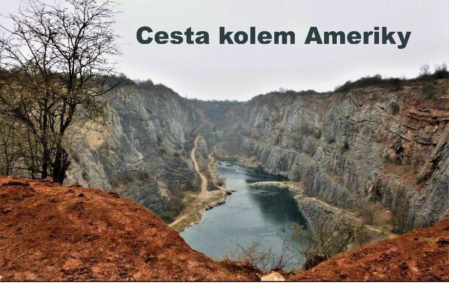 Cesta kolem Ameriky